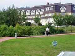 Golfov odpalit Hotel Galatea****
