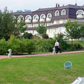 Golfové odpaliště Hotel Galatea****