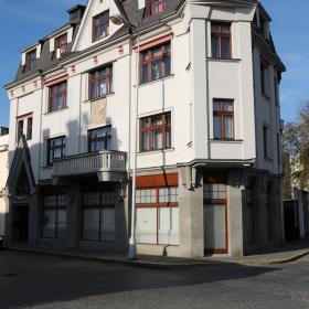 Kubistický dům v Turnově