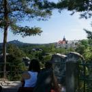 Hruboskalsko - Mariánská vyhlídka