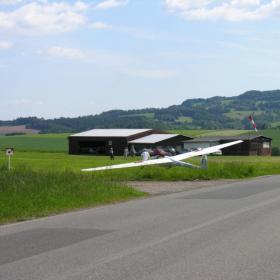 Lomnické letiště, autor: Mgr. Josef Svoboda