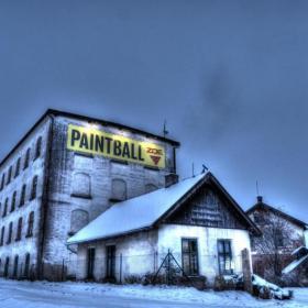 Paintball Vidochov, autor: Archiv: Milan Ringel
