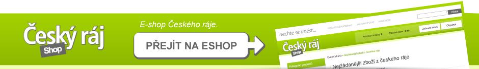 E-shop Českého ráje