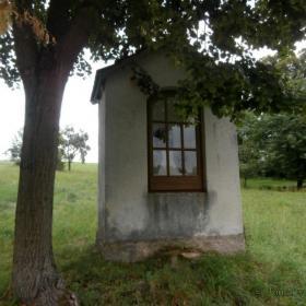 Kaplička ve Škodějově, autor: Jana Brojová