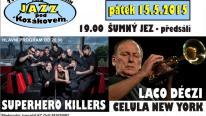 Jazz pod Kozákovem