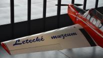 Letecké muzeum, autor: Infocentrum MB