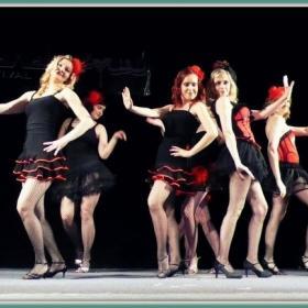 Taneční škola Shareefa, autor: Eva Hlávková,DiS.