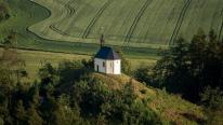 Kaple sv. Anny na Vyskři, autor: Částka Jiří