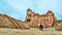 Replika hradu Trosky, autor: Zdroj: TZ Šťastné země - zaslala Markéta Franicová