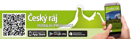 Mobilní aplikace Český ráj