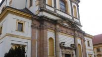 Kostel sv. Jakuba, autor: Archiv MIC Jičín
