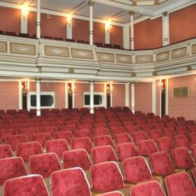 Městské divadlo Turnov, autor: Kulturní centrum Turnov