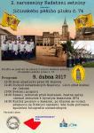 2  narozeniny Kadetní setniny slavného jičínského pěšího pluku č  74