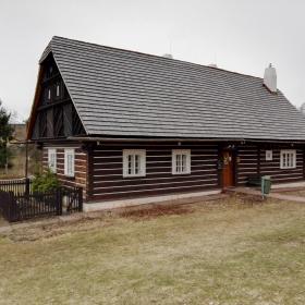 Budova Staré školy, Stará Paka, autor: jan špelda